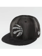 New Era Fitted Cap NBA 17 On Court Toronto Raptors schwarz