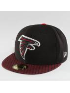 New Era Fitted Cap NFL On Field Atlanta Falcons 59Fifty schwarz