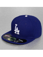 New Era Fitted Cap Authentic Performance LA Dodgers 59Fifty violet