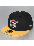 New Era Fitted Cap Baycik Alt Pittsburgh Pirates 59Fifty zwart
