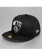New Era Fitted Cap Colden Brooklyn Nets zwart
