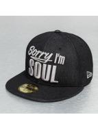 New Era Fitted Cap Music Pack Soul zwart