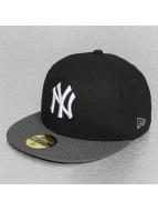 New Era Fitted Cap Season Diamond Era zwart