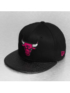 New Era Fitted Cap Ballpeak Chicago Bulls zwart