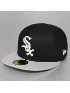 New Era Fitted Cap Jersey Diamond Chicago White Sox 59Fifty zwart