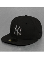 New Era Fitted Cap NE Remix Liquid Logo NY Yankees 59Fifty zwart