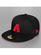 New Era Fitted Cap MLB Basic Arizona Diamondbacks zwart