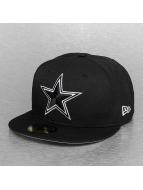 New Era Fitted Cap Dallas Cowboys zwart