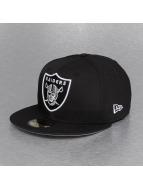 New Era Fitted Cap On Field 15 Sideline Oakland Raiders zwart