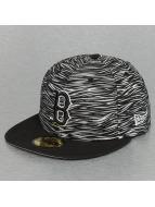 New Era Fitted Cap Seasonal Slice Boston Red Sox zwart