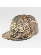 New Era Fitted Seattle Seahawks 59Fifty multicolore