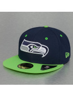 New Era Fitted New Era Team Classic Seattle Seahawks 59Fifty Fitted Cap noir