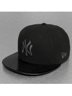 New Era Fitted INJ Metallic New York Yankees 59Fifty noir