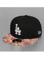 New Era Fitted Tiger Visor Los Angeles Dodgers noir