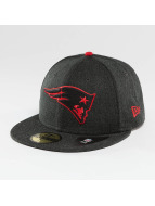 New Era Fitted New England Patriots 59Fifty noir