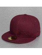 New Era Fitted Flawless GEL Script 59Fifty rouge
