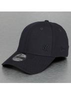 New Era Flexfitted MLB Flawless Matte NY Yankees 39Thirty bleu