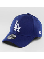 New Era Flexfitted Team Essential Stretch LA Dodgers bleu