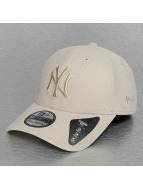 New Era Flexfitted NY Yankees Diamond Era Essential brun