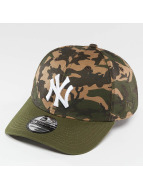 New Era Flexfitted Camo Team Stretch NY Yankees 39Thirty Cap camouflage