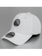 New Era Flexfitted Cap NBA Reflective Pack en State Warriors 39Thirty bianco