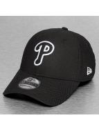 New Era Flexfitted Cap Core Diamond Infill Philadelphia Philies black