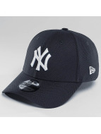 New Era Flexfitted Cap Diamond Essential NY Yankees blau
