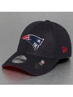 New Era Flexfitted Cap NFL Team Heather New England Patriots 39Thirty blauw