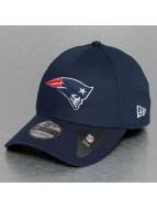 New Era Flexfitted Cap Training Mesh Mix New England Patriots 39Thirty blauw