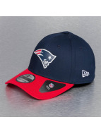 New Era Flexfitted Cap Team New England Patriots Weld blue