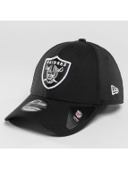 New Era Flexfitted Cap Team Essential Stretch Oakland Raiders bunt