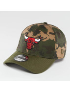 New Era Flexfitted Cap Camo Team Stretch Chicago Bulls 39Thirty camouflage