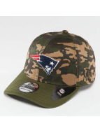 New Era Flexfitted Cap Camo Team Stretch New England Patriots 39Thirty camouflage