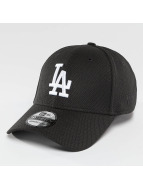 New Era Flexfitted Cap MLB Diamond Essential LA Dodgers czarny