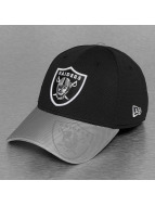 New Era Flexfitted Cap NFL Oakland Raiders Sideline grau