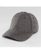 New Era Flexfitted Cap Slub 39Thirty Cap grau
