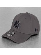 New Era Flexfitted Cap NY Yankees grijs