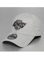 New Era Flexfitted Cap Heather Team LA Kings 39Thirty grijs