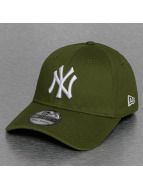 New Era Flexfitted Cap League Essential NY Yankees groen