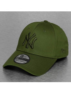 New Era Flexfitted Cap Tonal League Essential NY Yankees 39Thirty grün
