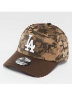 New Era Flexfitted Cap Camo Team LA Dodgers 39Thirty moro
