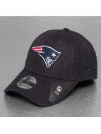 New Era Flexfitted Cap Heather Team New England Patriots 39Thirty niebieski
