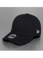 New Era Flexfitted Cap Basic niebieski