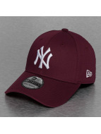 New Era Flexfitted Cap League Essential NY Yankees rot