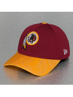 New Era Flexfitted Cap NFL Washington Redskins Sideline rot
