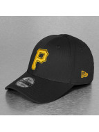 New Era Flexfitted Cap One Outter Pittsburgh Pirates 39Thirty schwarz