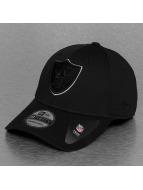 New Era Flexfitted Cap NFL Oakland Raiders Mesh Outline schwarz