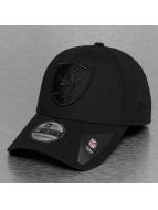 New Era Flexfitted Cap BOB Team Wool Oakland Raiders schwarz