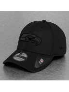 New Era Flexfitted Cap BOB Team Wool Seattle Seahawks schwarz