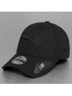 New Era Flexfitted Cap BOB Team Wool New England Patriots 39Thirty schwarz